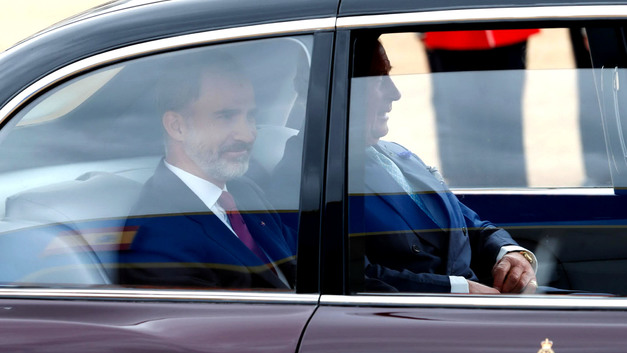 Жирона запретила въезд королю Испании и его свите