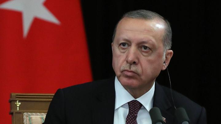 Эрдоган обвинил Брюссель в религиозной дискриминации