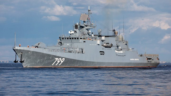 Задержание морячки подтвердило шпионскую войну? В Крыму поймали на госизмене сотрудницу Черноморского флота