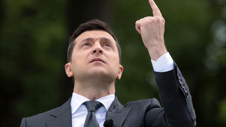 Аваков - лох, Зеленский - браво!: Президент Украины тут же стёр призыв террориста