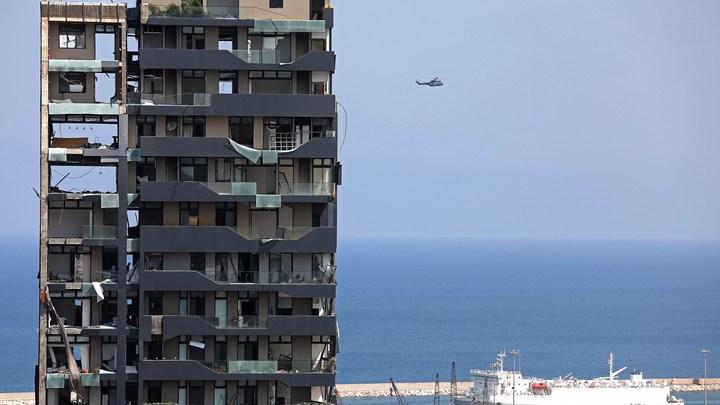 Связано с внешними силами: Президент Ливана сделал неожиданное заявление о взрыве в Бейруте