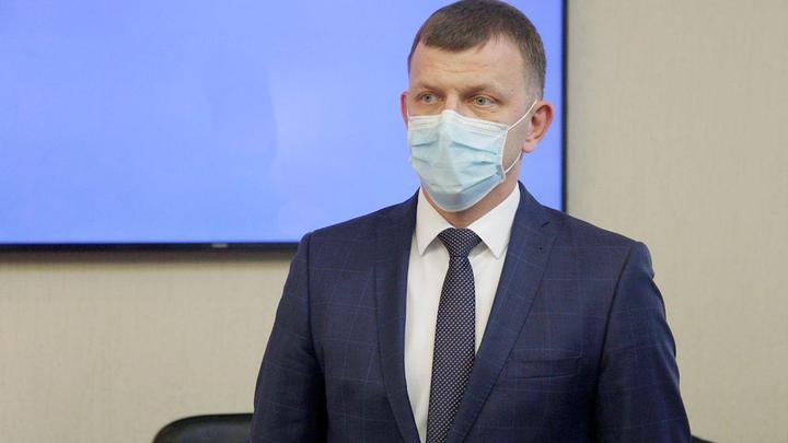 Евгений Наумов 24 сентября вступил в должность врио мэра Краснодара