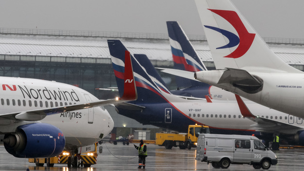 Авиакомпании сократили планы по рейсам в Крым на 22,2%