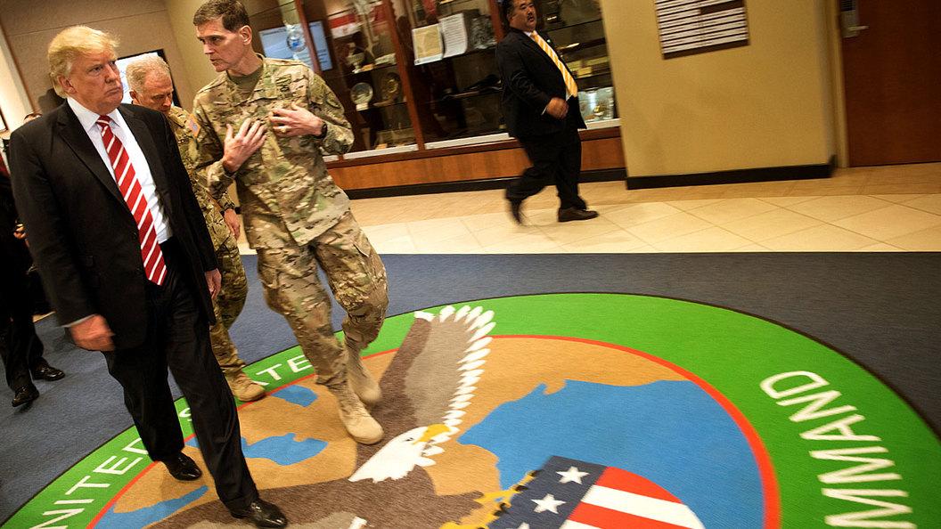 США готовят новый удар по Сирии