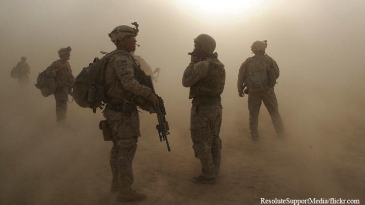 Гибель 18 женщин и детей после авиаудара международных ВВС в Афганистане расследует НАТО