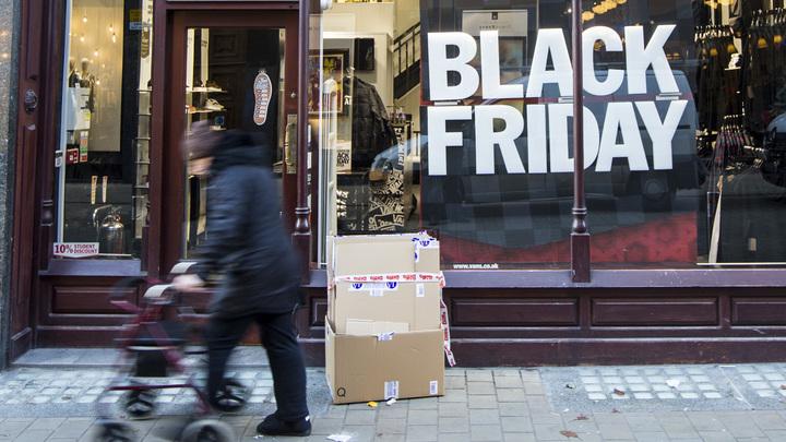 Шопоголики без страха и упрека: Американцы потратили 5 млрд долларов в черную пятницу