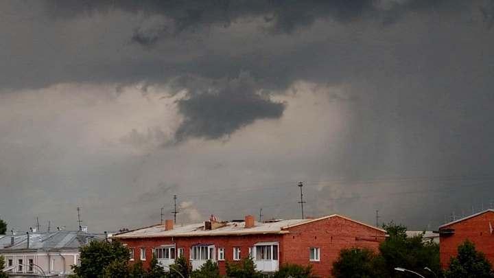 За час в Кемерове выпала месячная норма осадков