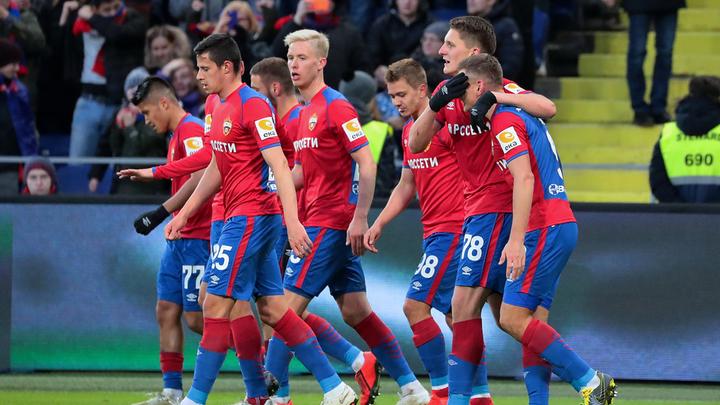 Неужели чемпионом будет ЦСКА?!
