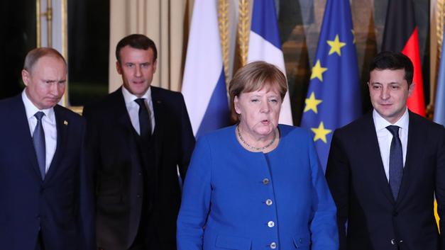 Тема газа на «нормандской» встрече в Париже не раскрыта: Договорились договариваться