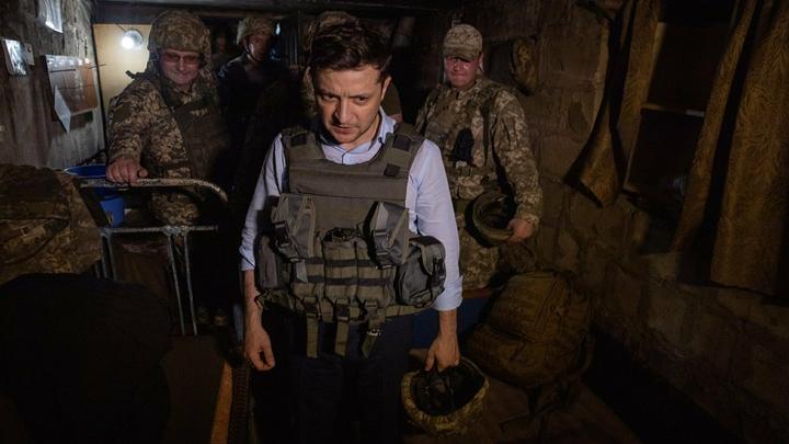 Националисты обязательно что-то предпримут: Политолог дал Зеленскому совет по отводу войск в Донбассе