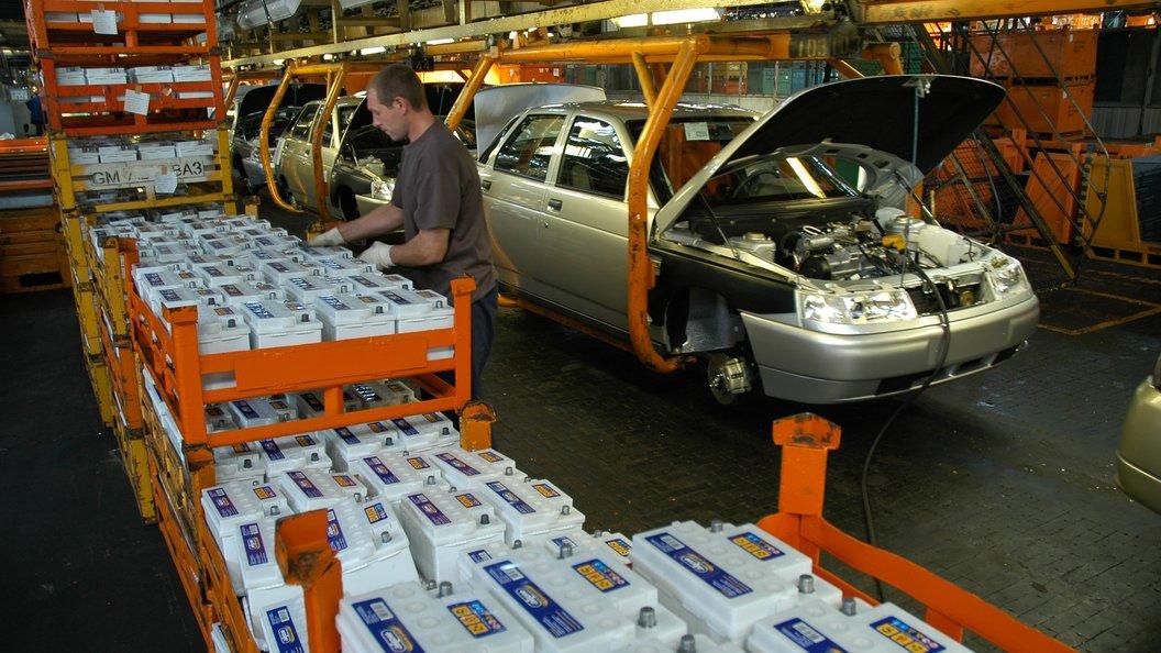 Источник:Минпромторг поддержит только обрусевшие иностранные автомобильные концерны