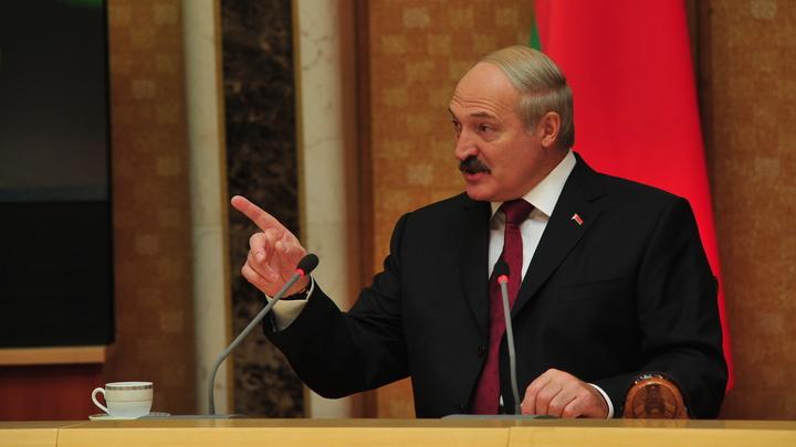 С непринципиальными поправками: Лукашенко одобрил изменение соглашения с Россией по газу