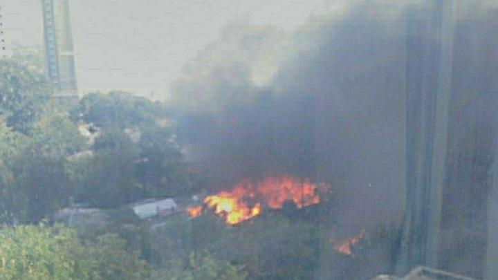 Неоязычники по указке укронацистов взяли ответственность за поджог в Ростове-на-Дону