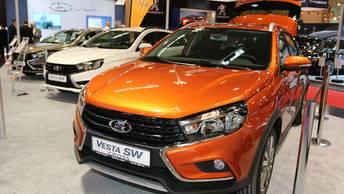 Автомобили Lada в Евросоюзе оказались популярнее, чем Bentley и Chevrolet
