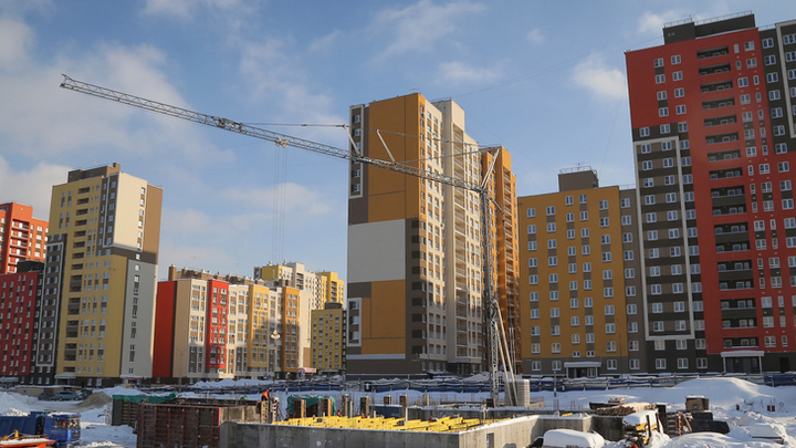Два детских сада и школу строят в Советском районе Нижнем Новгороде