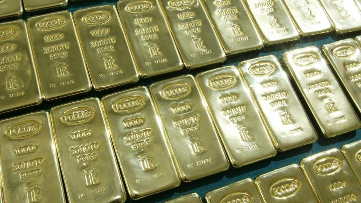 Россия копит золото. К чему бы это?