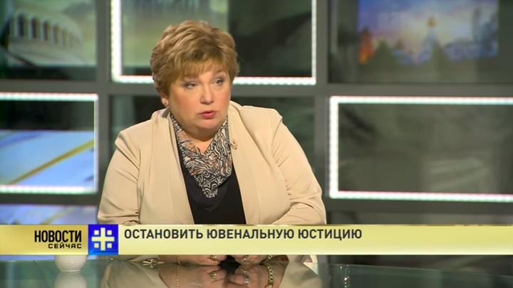 Ольга Леткова: Бороться с ювенальщиками можно лишь с помощью СМИ и общества