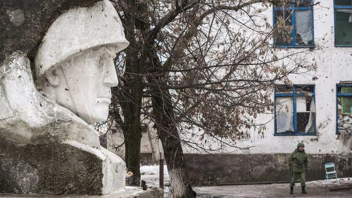 ВСУ отметили срыв переговоров о новогоднем перемирии в Донбассе миномётным обстрелом