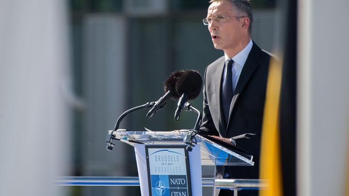 Столтенберг выразил недоумение из-за запрета Турции по базе НАТО в Конье