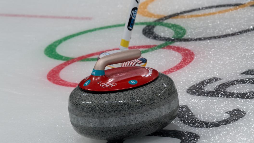 Федерация кёрлинга просит СКР разобраться впоявлении допинга впробе спортсмена