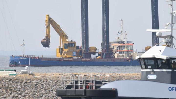Французы оценили предложение Путина подключиться к строительству «Северного потока - 2»