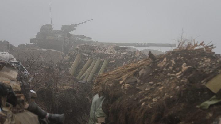 ВСУ пригнали 13 танков к линии разграничения в Донбассе – представитель ЛНР