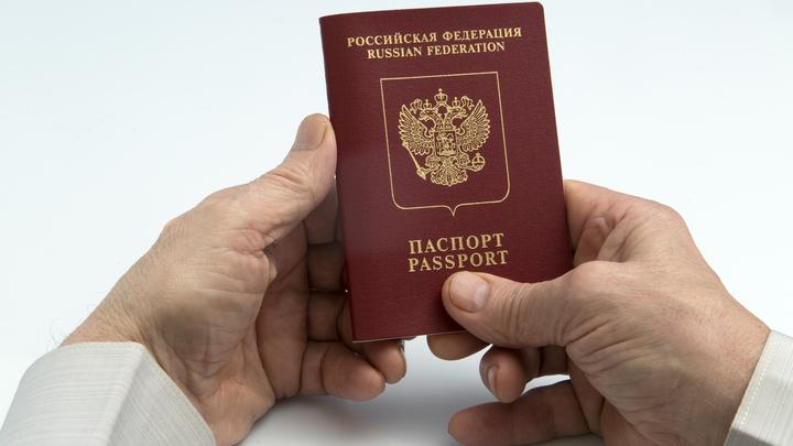 Получить российский паспорт стало ещё проще. Путин упростил процедуру