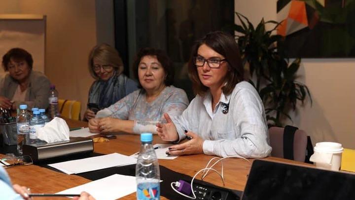 Наталья Пинус вошла в проженскую политическую платформу