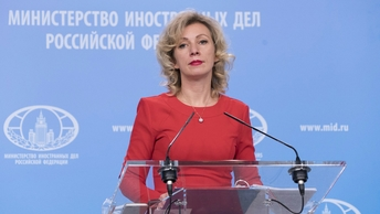 Захарова восхитилась потрясающе точной формулировкой Порошенко про украинского оккупанта в Донбассе