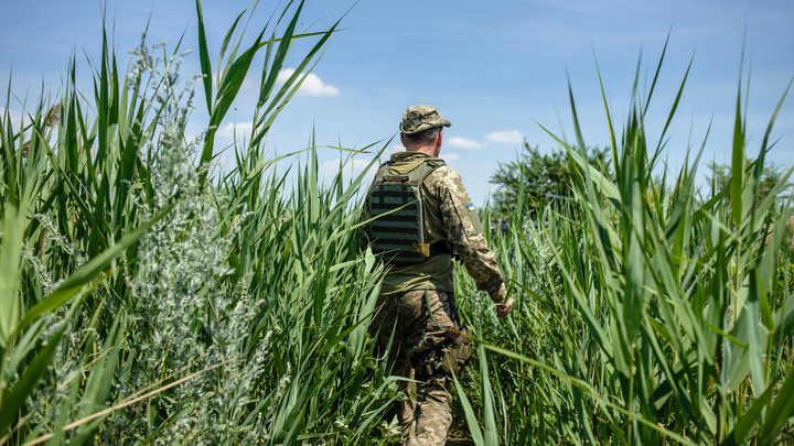 Диверсанты ВСУ подорвались на своем минном поле в«серой зоне» Донбасса