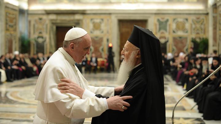 Фанар от слияния с Ватиканом останавливает только одно: Готов ли патриарх подчиниться римскому понтифику?