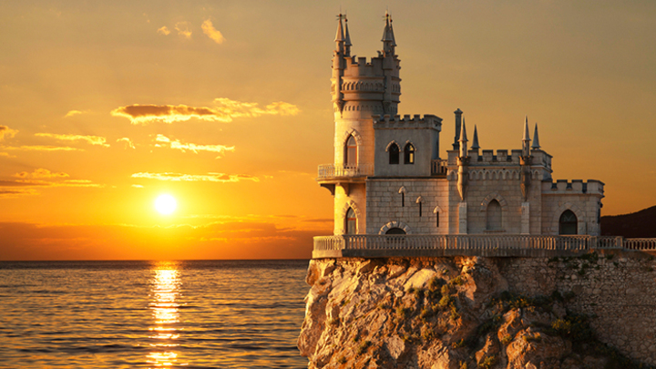 Крым как бастион. Крым как цитадель