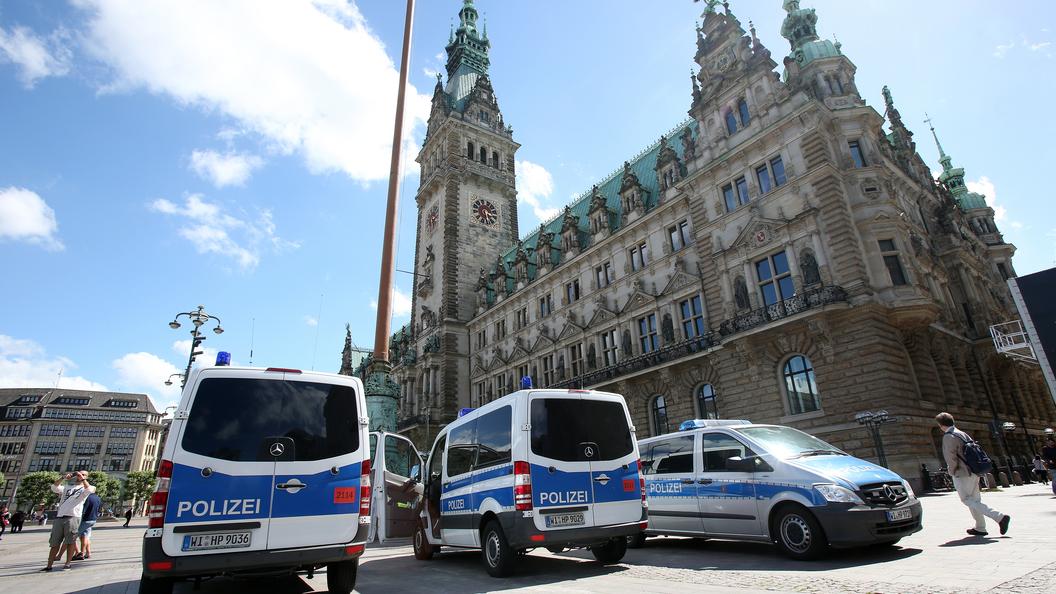 В Берлине столкнулись два трамвая - десятки пострадавших