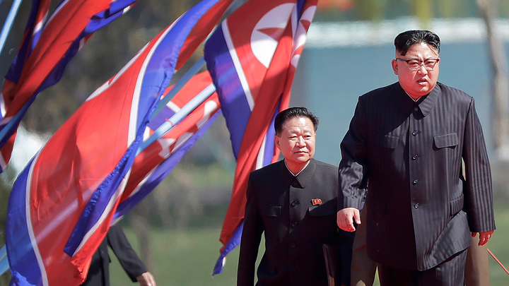 Трамп готовит удар по КНДР?