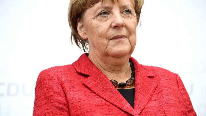Меркель отказалась уничтожать Северную Корею вместе с Трампом