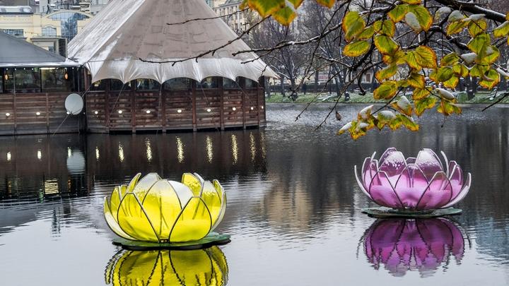 В четверг и пятницу в Москве пообещали осеннее тепло