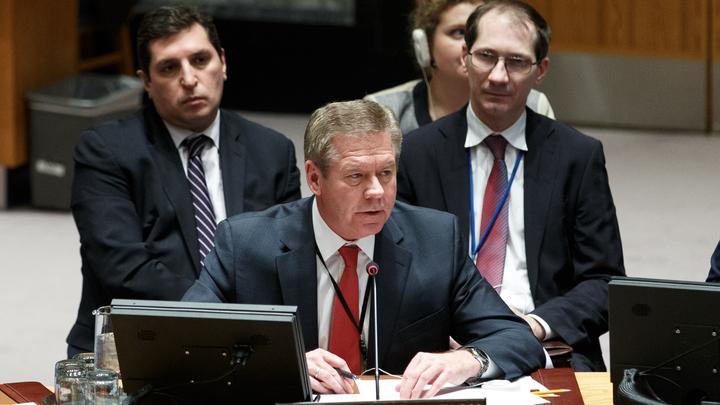 МИД объяснил бессмысленность размещения миротворцев ООН на границе России и Украины