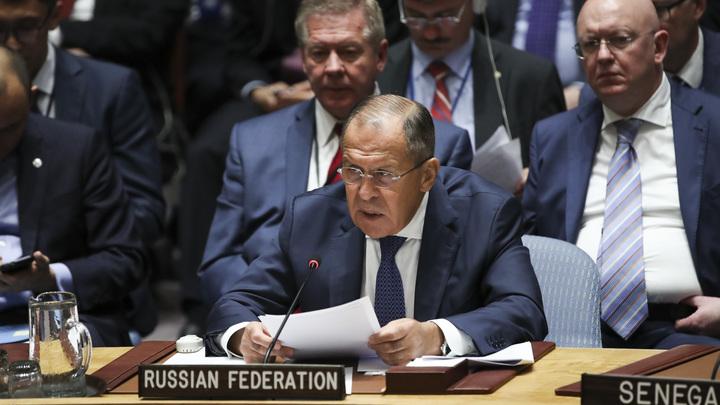Поведение Пенса и Порошенко на выступлении Лаврова не тянет на протест - экс-замгенсека ООН