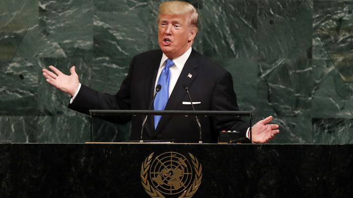 Трамп свалил трудности с КНДР на Билла Клинтона и Обаму