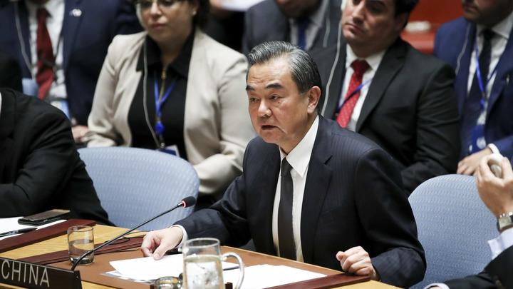Китай свернул поставки газа в КНДР