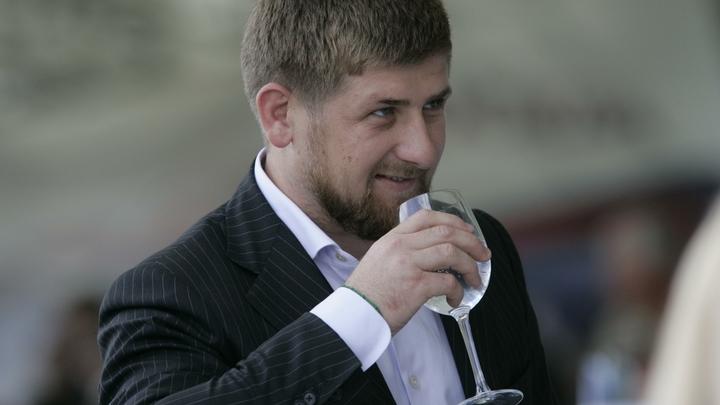 Кадыров рассказал о вкусной картошке на обеде у Лукашенко