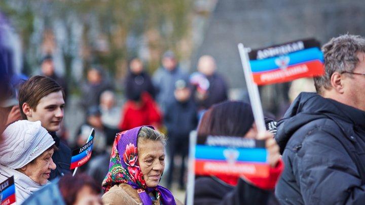 В Марселе торжественно открыли официальное представительство ДНР