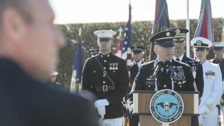 Пентагон отверг обвинения в фосфорных бомбардировках Дейр-эз-Зора