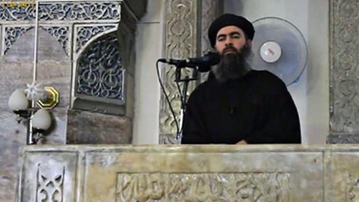 Убитый главарь ИГИЛ Аль-Багдади вновь сделал видеообращение к сторонникам