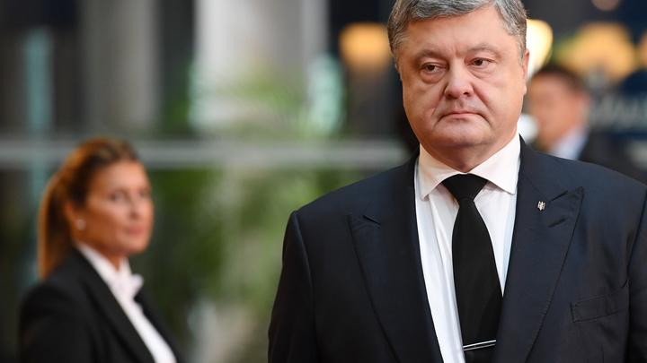 Порошенко признал украинский язык в школах сухой нормой закона