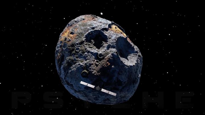 Ученые: При зарождении Марс растерял почти половину массы