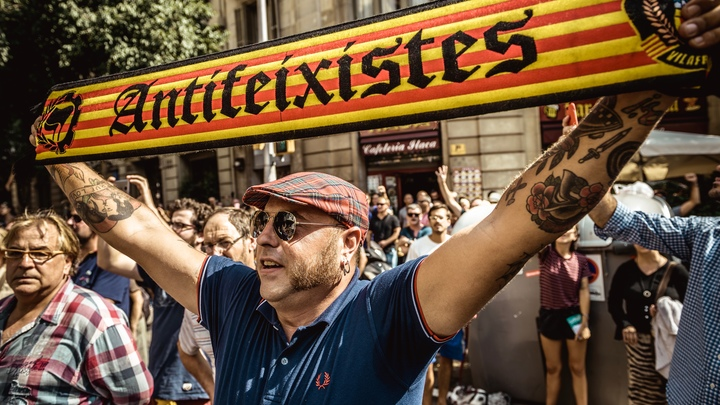 В Каталонии надеются на проведение референдума без насилия