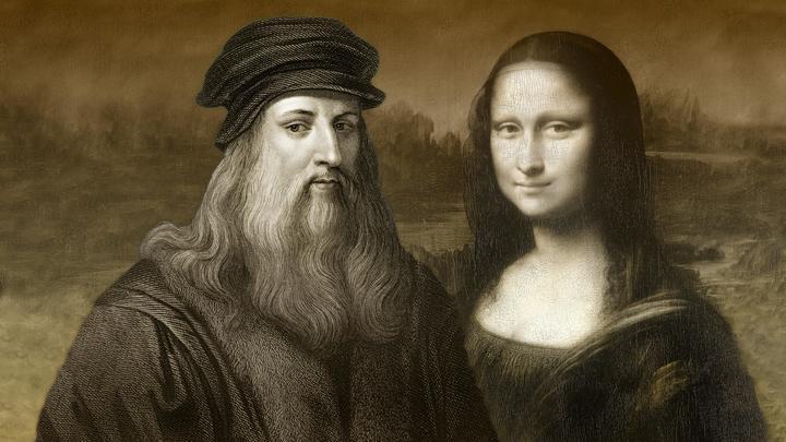 Обнаруженные во Франции наброски обнаженной Моны Лизы могут принадлежать да Винчи