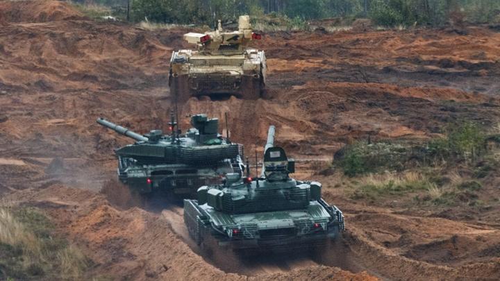Украина обвинила Россию в размещении военных в Белоруссии