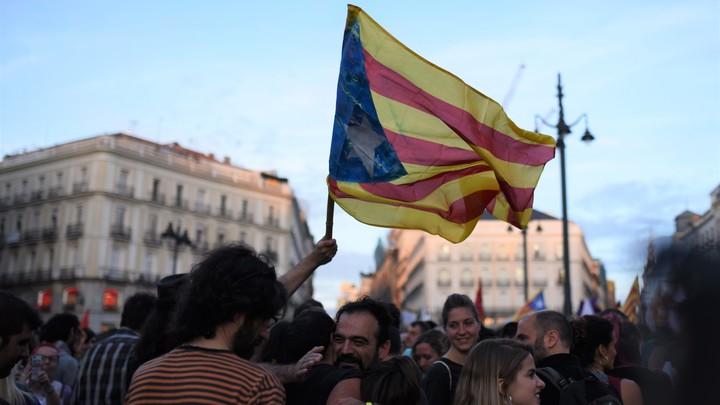 Барселона поддержит всеобщую забастовку в Каталонии 3 октября